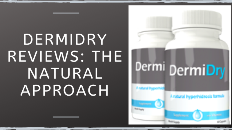 Dermidry Reviews: The Natural Approach