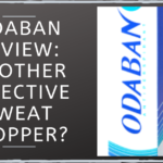 Odaban Review: Another Effective Sweat Stopper?