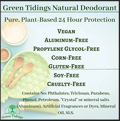 green tidings ingredients