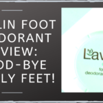 Lavilin Foot Deodorant Review