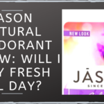 Jason Natural Deodorant Review
