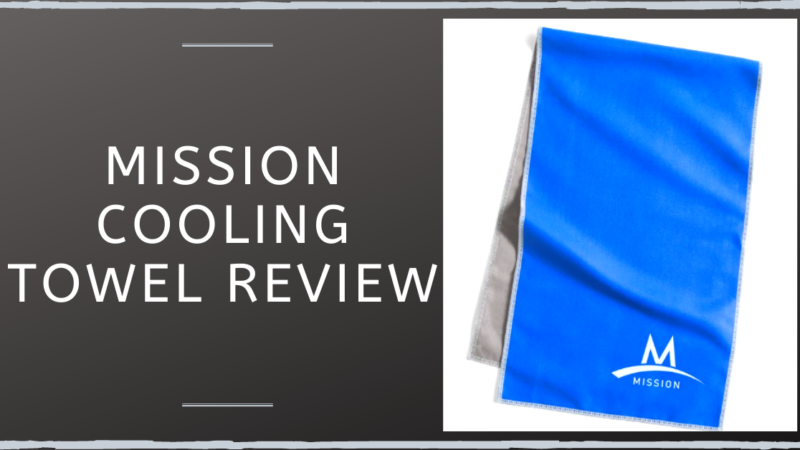 Mission Cooling Towel Review