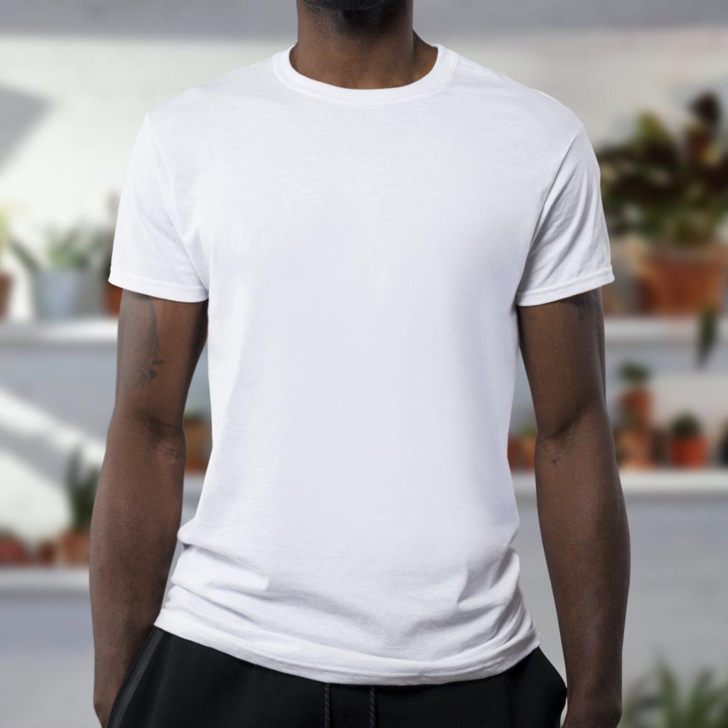 Wearing shirts or undershirts